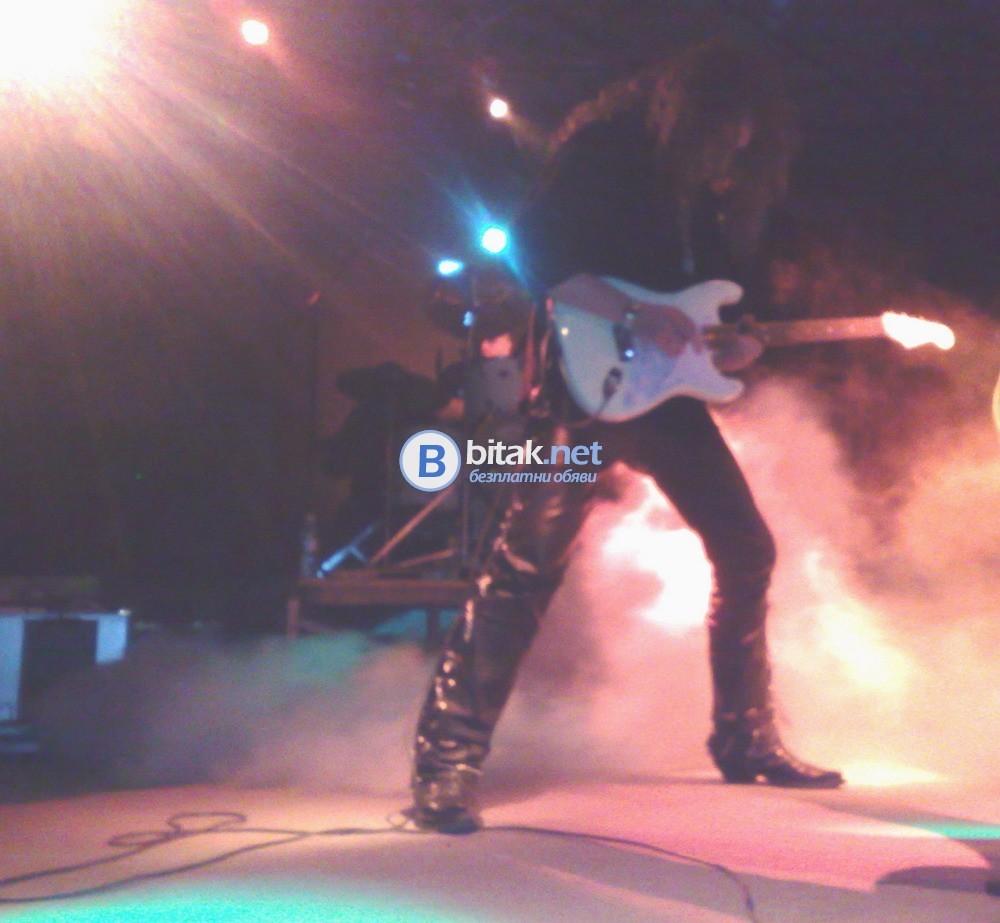 Уроци Китара Барабани Heavy Metal Rock