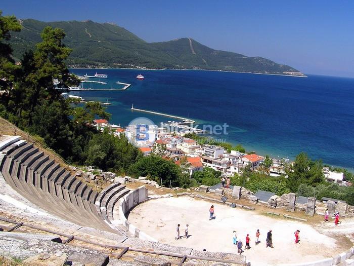 Нова година на остров Тасос, екскурзия от Варна и Бургас
