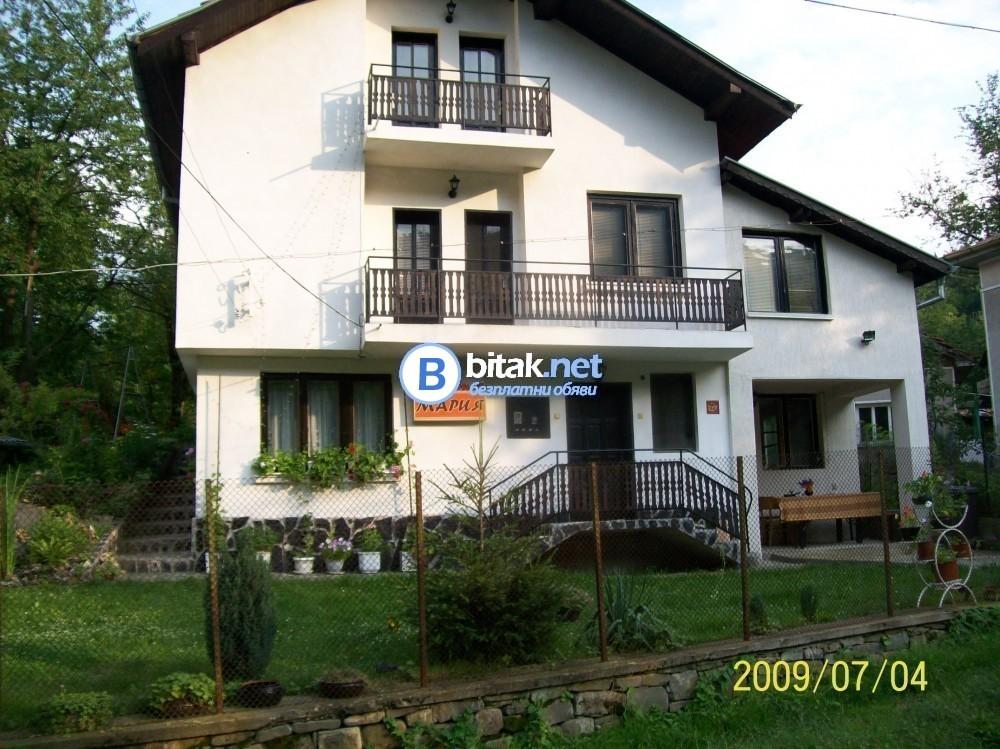 вила в Троянския балкан