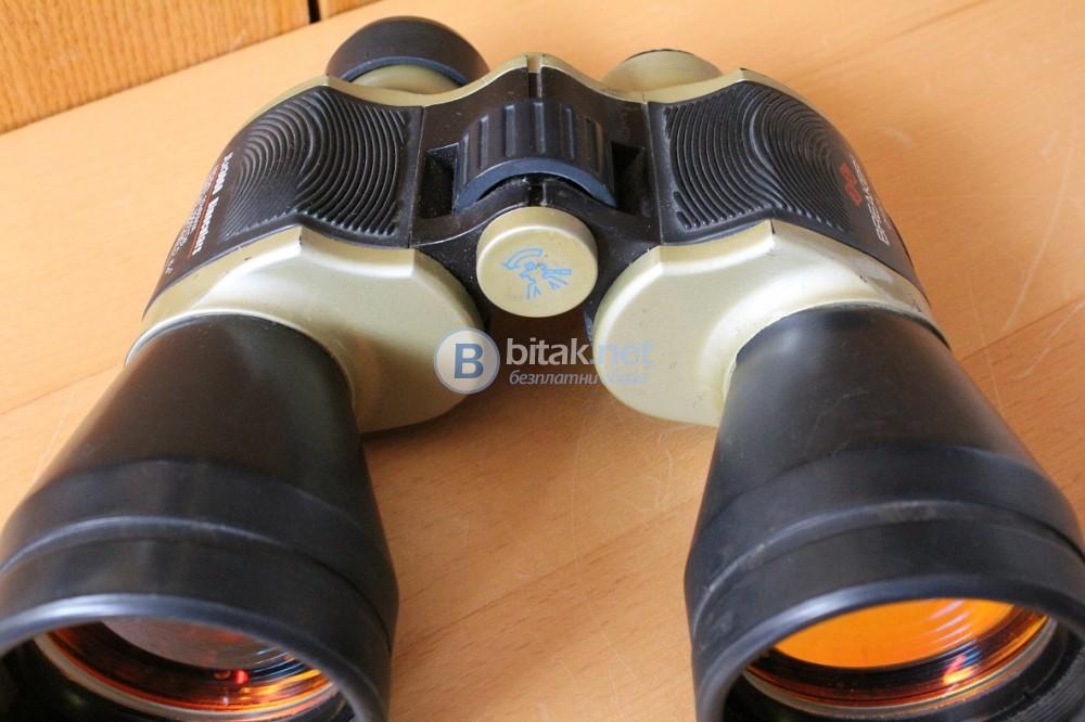 Бинокъл Breaker 3060 10x60WA binoculars