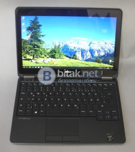Core i7(4gen.)Dell Latitude E7240 (IPS Full hd Touchscreen)