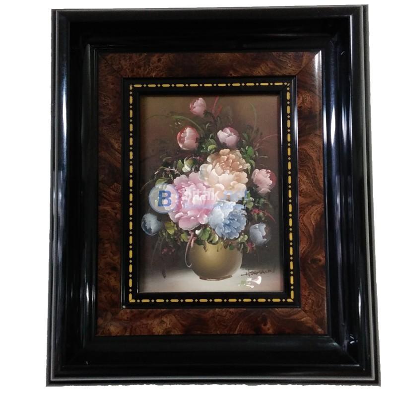 """Картина """"Ваза с цветя"""" 600лв."""