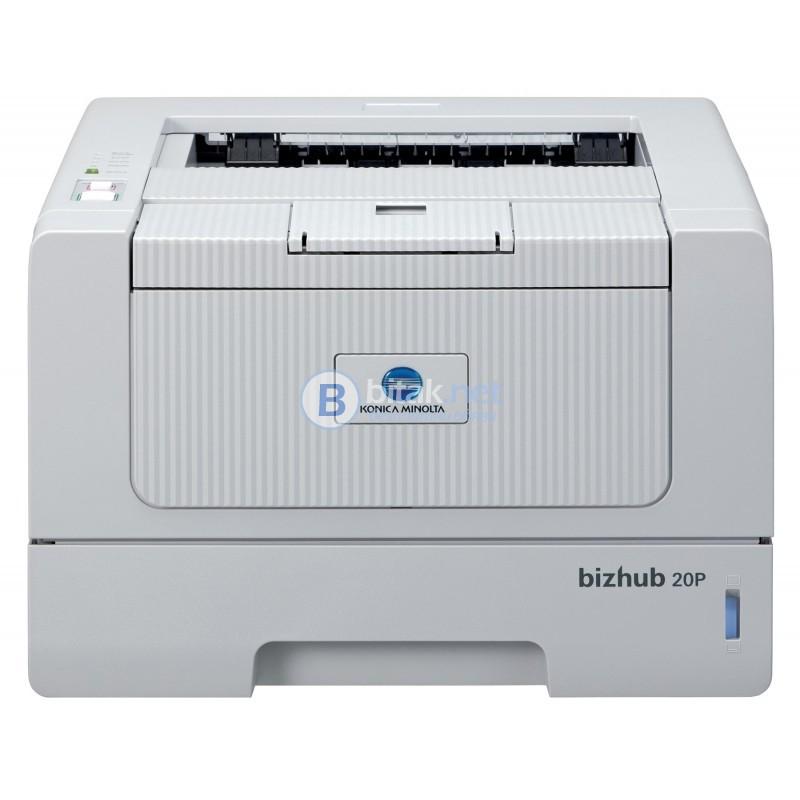 Принтер с дуплекс и мрежа Konica Minolta BizHub 20P