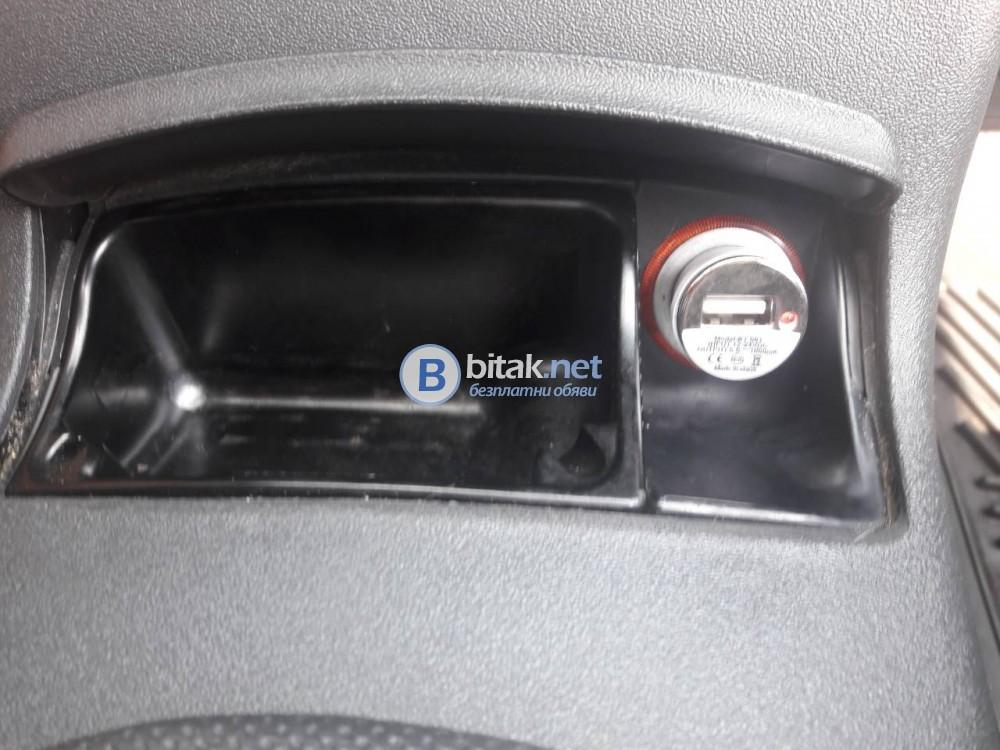 Мини USB зарядно за автомобил