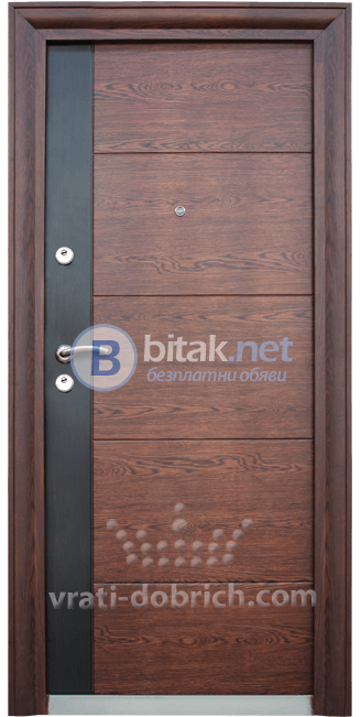 Метална входна врата 616 С