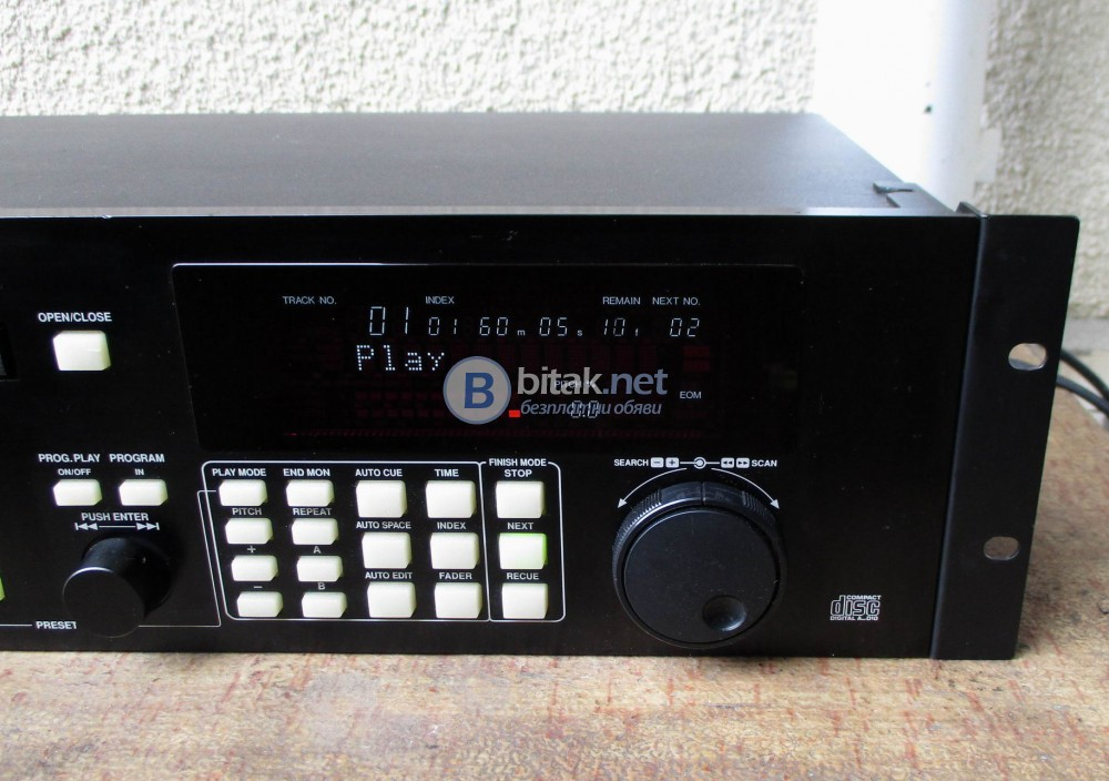 DENON DN-C680 – Професионален СД плейър.