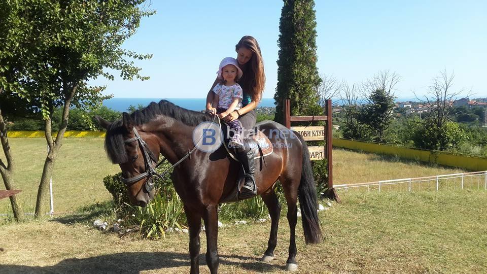 Конна езда в кв. Виница, гр.Варна