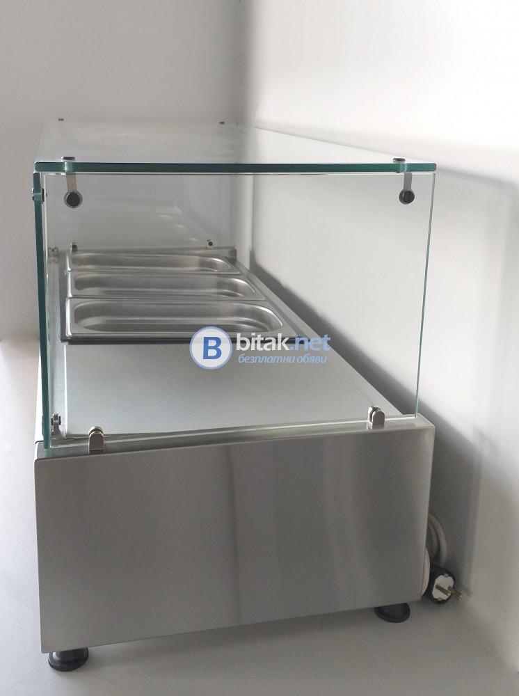 Промоционална настолна хладилна витрина