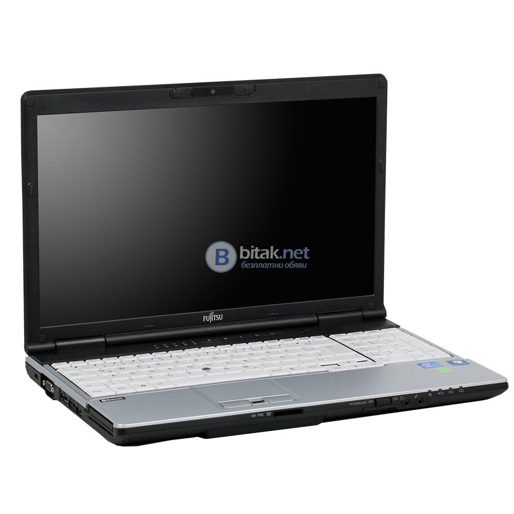 Лаптоп Fujitsu E752