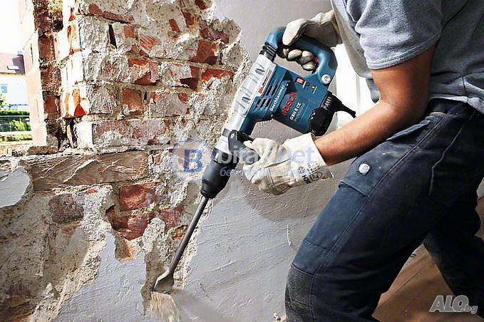 Къртене, пробиване, събаряне на сгради и извозване на отпадъци
