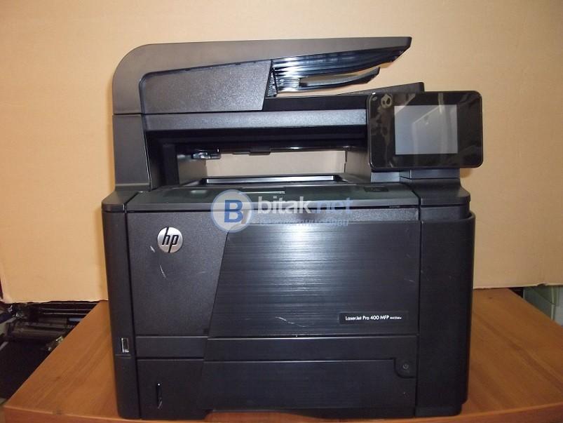 Лазерно МФУ HP Laserjet Pro 400 MFP M425dw