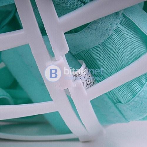 Топка за пране на сутиени в пералня протектор предпазител за пране