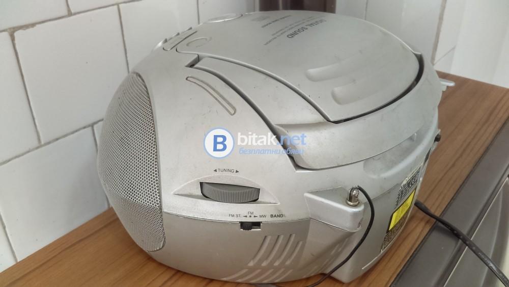 Радиокасетофон Аlbа