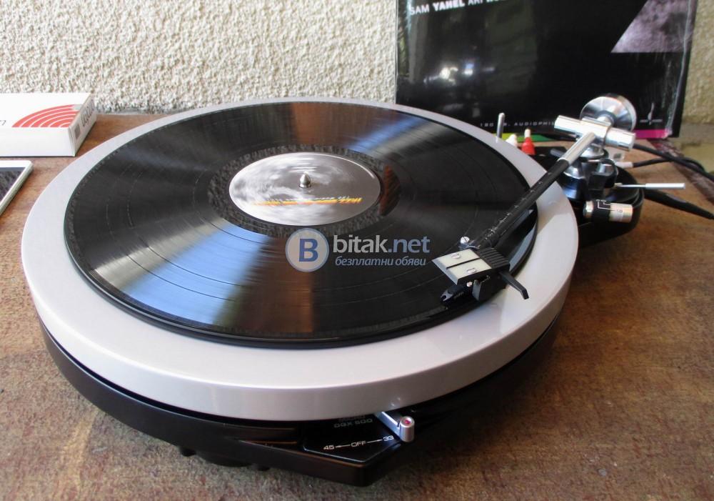 MICRO SEIKI DQX-500 – Аудиофилски грамофон,директ драйв.