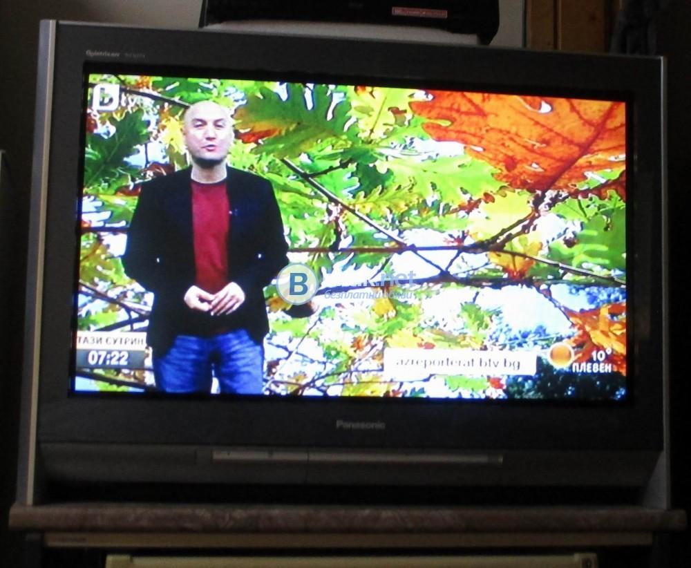 PANASONIC TX-36PD30F/P – 36″ телевизор,видимо неразличим от нов.