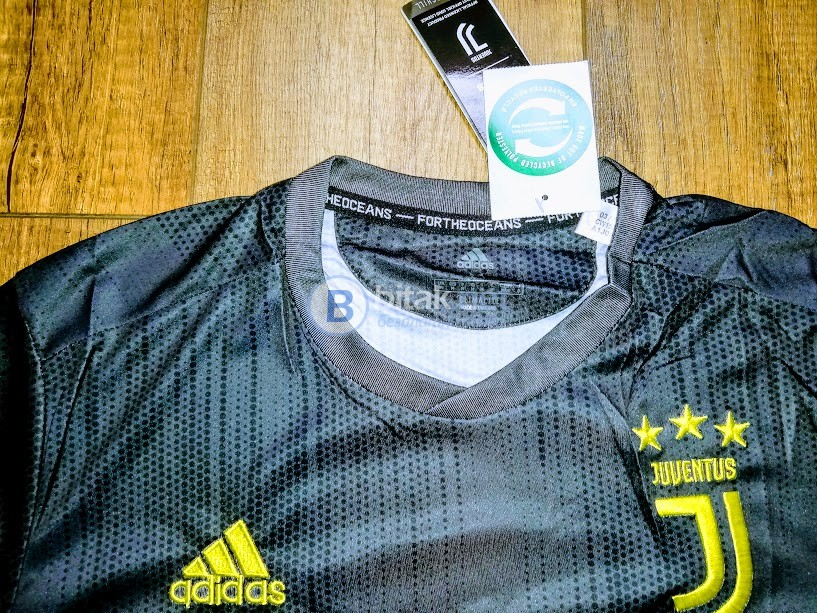 Ювентус екипи Adidas Climalite FORTHEOCEAN 2018/19
