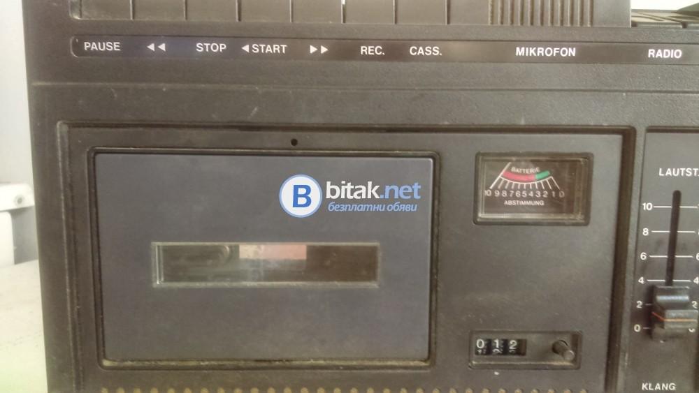 Радиокасетофон Ingelen