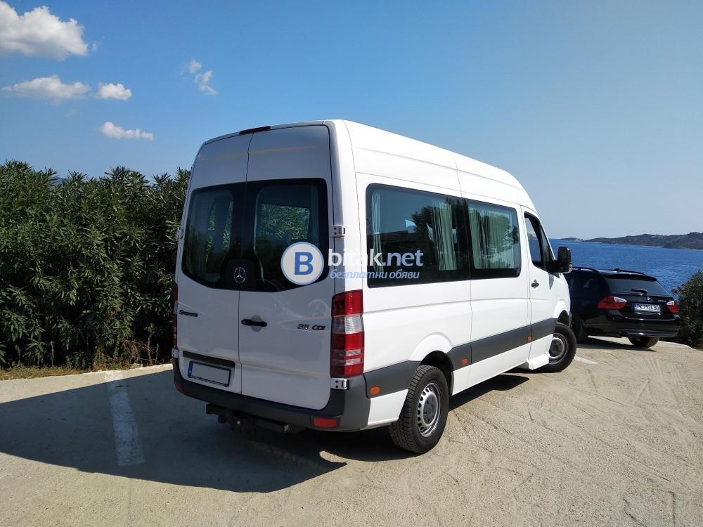 Бус под наем с шофьор!Туристически транспорт в страната и чужбина!