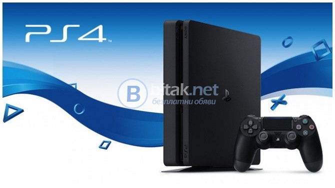 Купувам PlayStation 4 500GB или 1TB slim или нормален