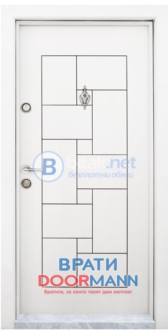 Входна врата модел Т 100