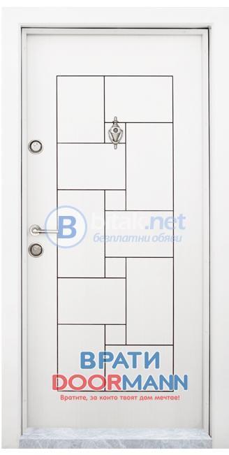 Блиндирана входна врата T100
