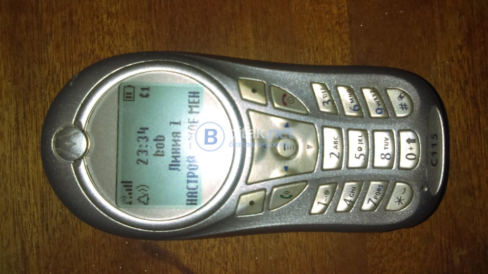 Телефон Моторола С115