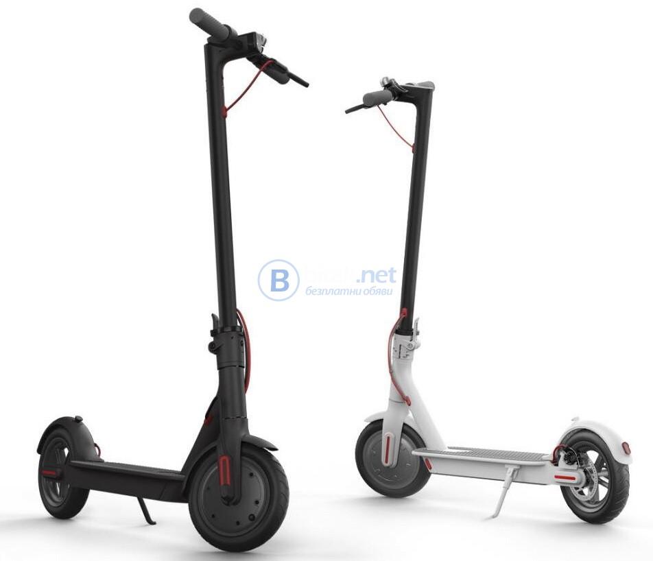 Купувам здрави или повредени електрически скутер – тротинетка Xiaomi MiJia M365 и Segway ES1, ES2