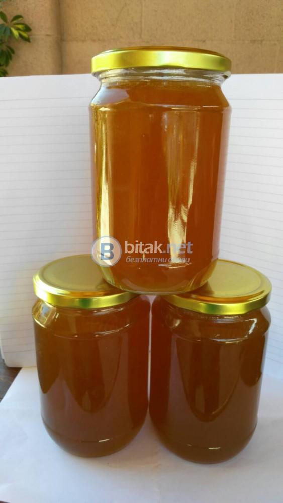 Билков мед,Пчелен мед, реколта 2018 г.