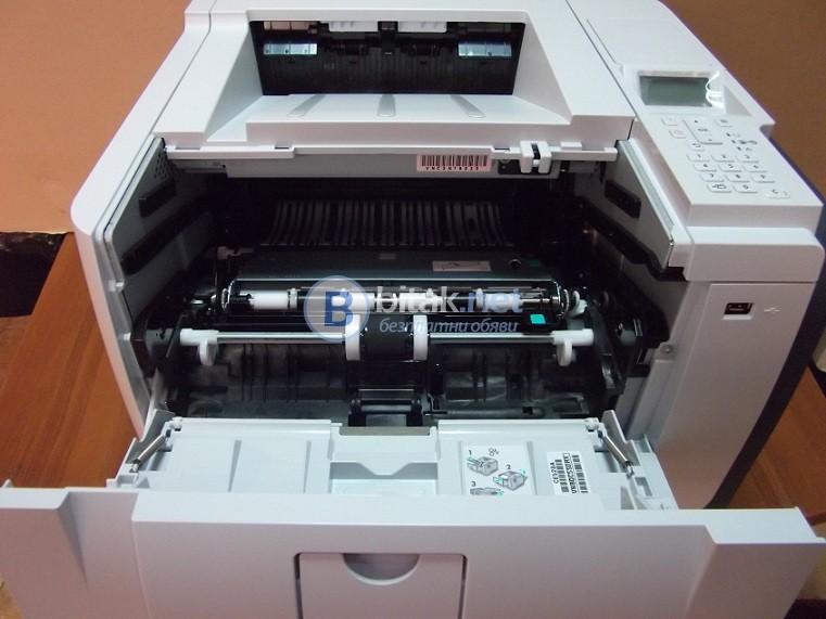 НОВ Лазерен принтер HP Laserjet P3015DN