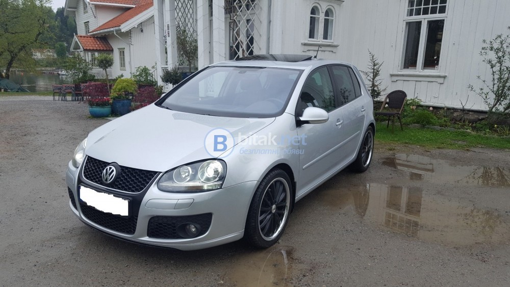 volkswagen golf 5 v 2.0 tdi 140 confort 4motion 5p