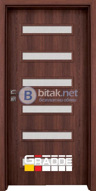 Интериорна врата Gradde Schwerin, Graddex Klasse A