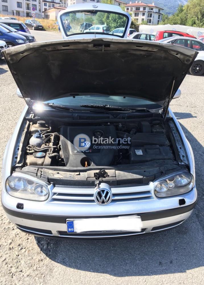 VW Golf 4 Купе 2003г 1.9 TDI 101 кс Климатик Автоматик