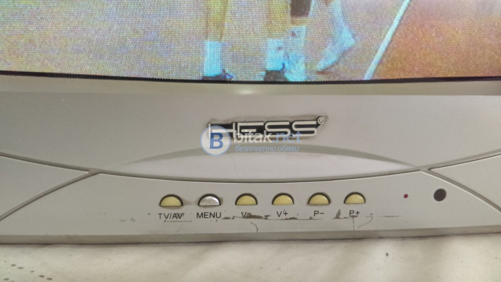 Телевизор Hess, 14 инча