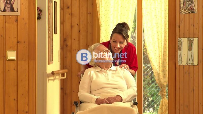 Работа за болногледачи/ки в Авсртия / Pflegerin