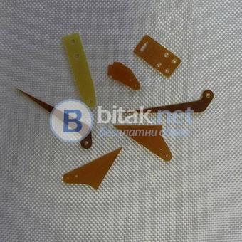 Рязане на 2D и 3D детайли на CNC фреза