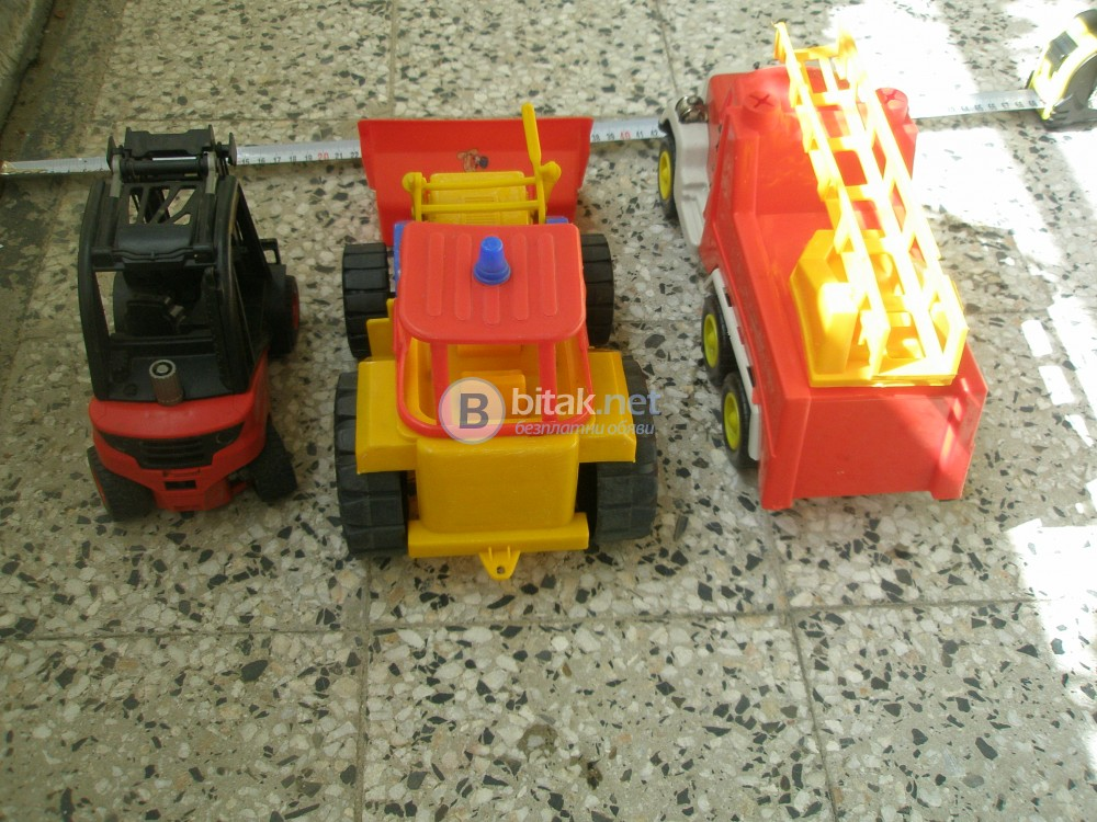 Стари играчки
