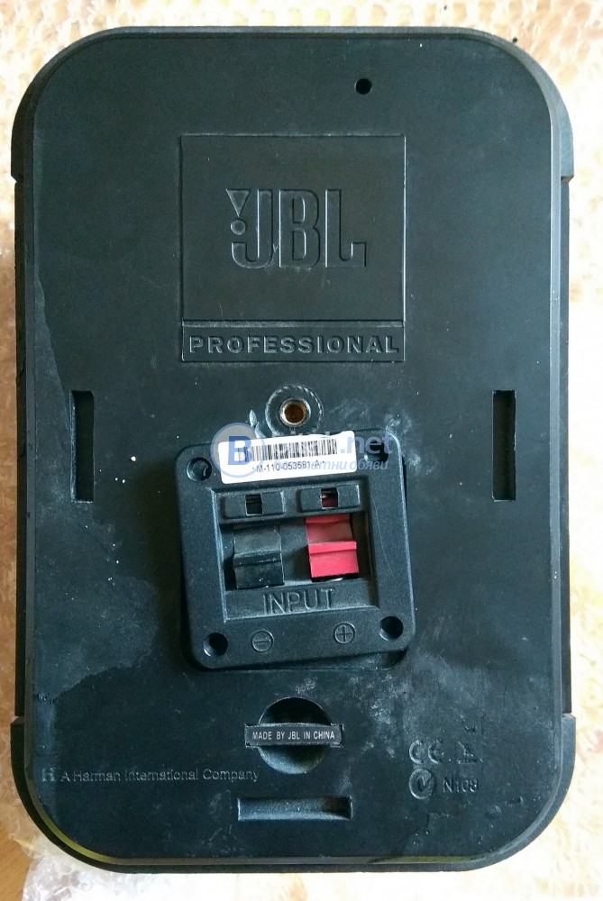 JBL Control 1 PRO , 1 брой тонколона