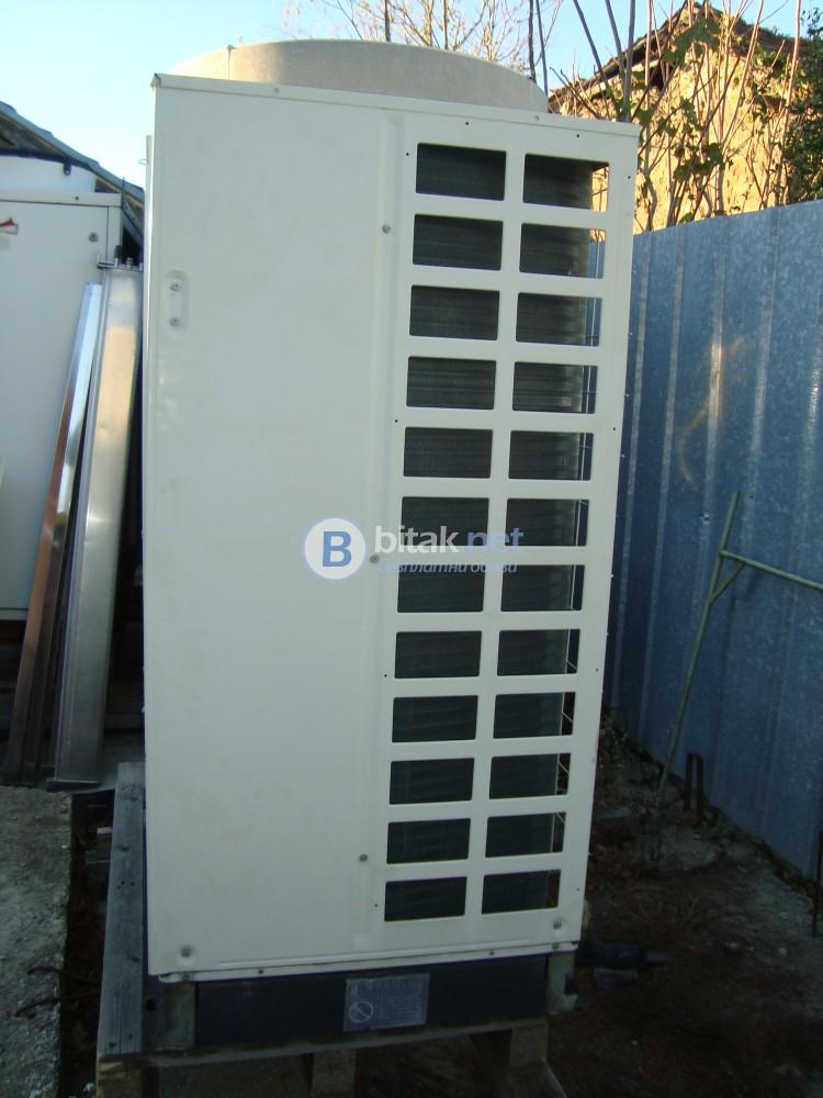 промишлени кондензатори с 3 вентилатора