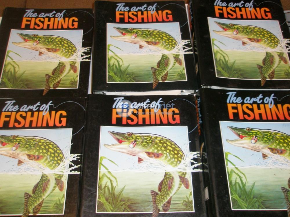 Уникална британска риболовна енциклопедия-6 тома