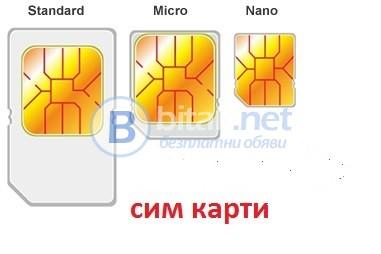 СИМ карти регистратори на профили Facebook, Google, OLX, Bazar, и всеки,който се нуждае от СМС