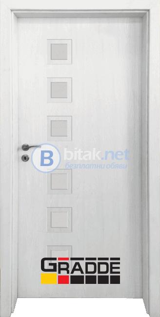 Интериорна врата Gradde Reichsburg