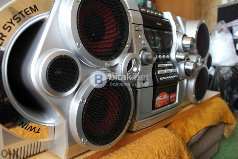 Аудио система AIWA JAX