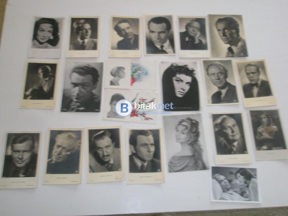 Стари картички 430 броя.