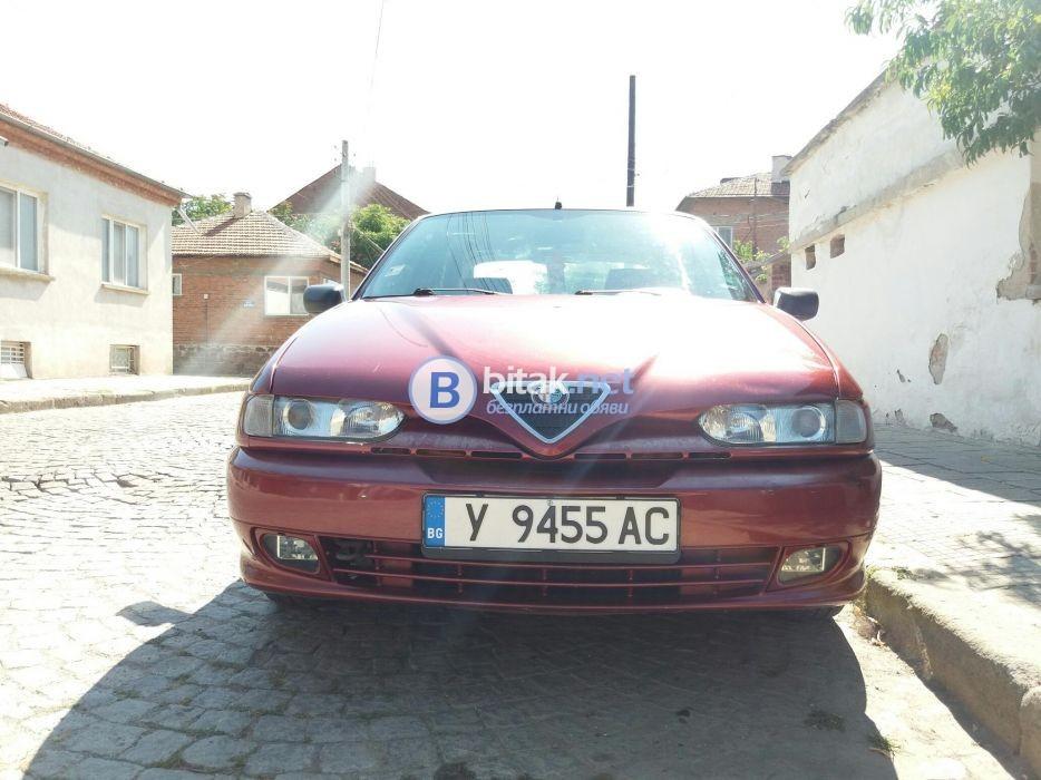 продавам Alfa 146 1.6 T.Spark klimatronic
