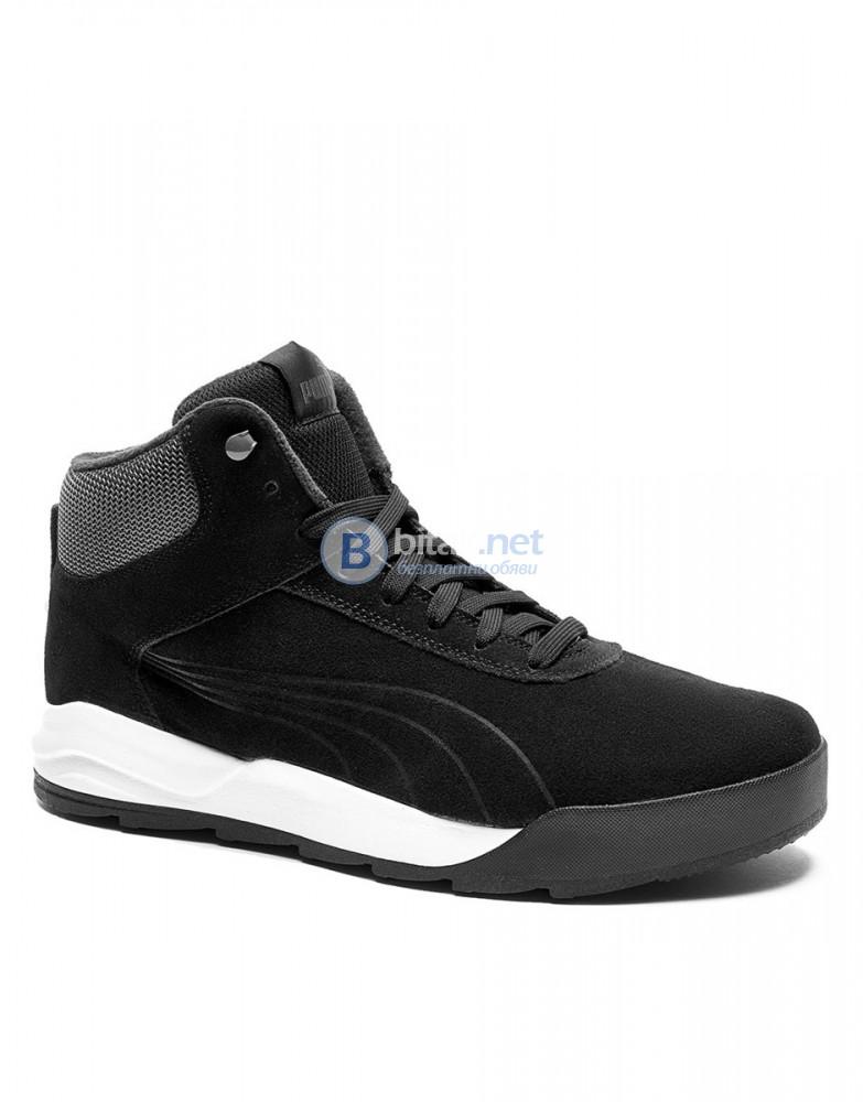 PUMA Desierto Sneaker Black М ЗИМНИ БОТИ