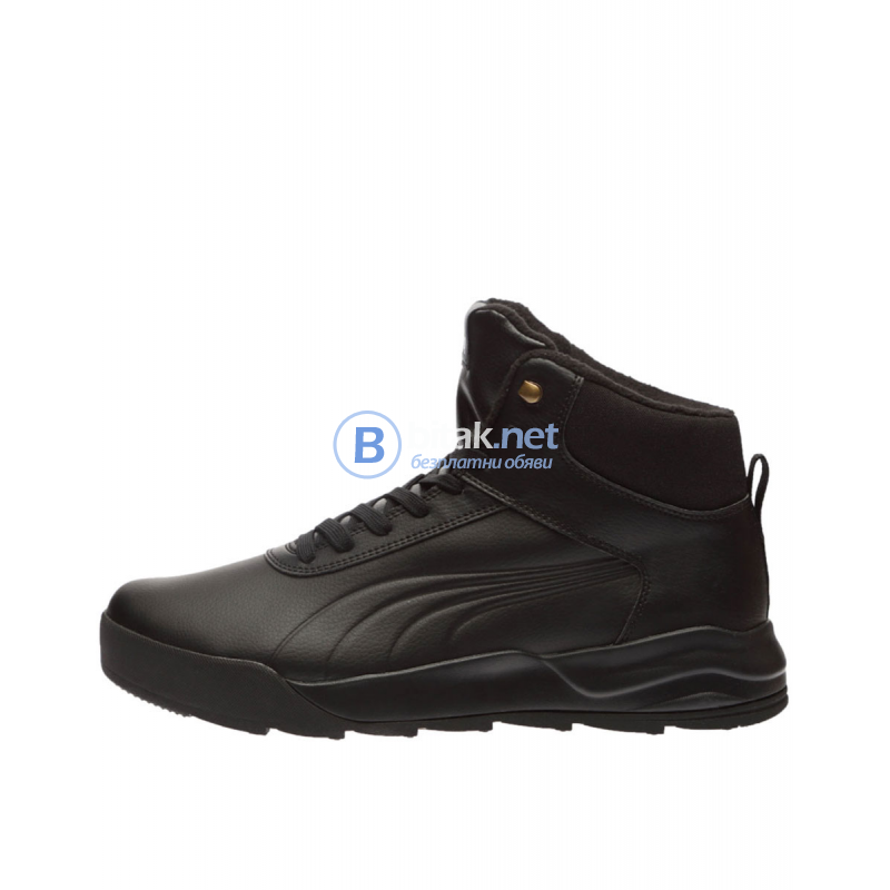 PUMA Desierto Sneaker Black МЪЖКИ ЗИМНИ БОТИ