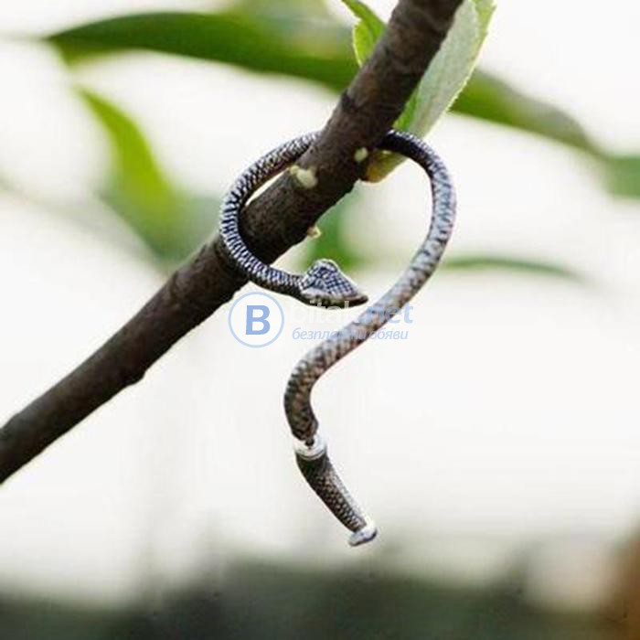 Обица - змия
