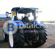 Извършваме услуги с трактор - фрезоване, оране  в района на Поморие и Несебър