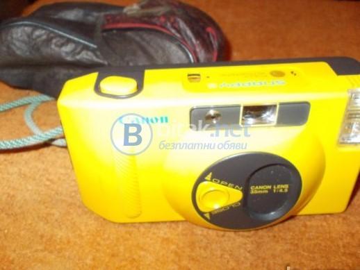 Марков лентов фотоапарат с калъф