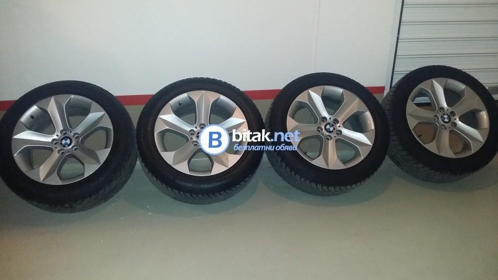 """БМВ джанти и зимни гуми """"BMW Start Spoke 232"""" R19"""""""